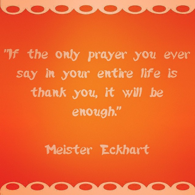thank you prayer quote